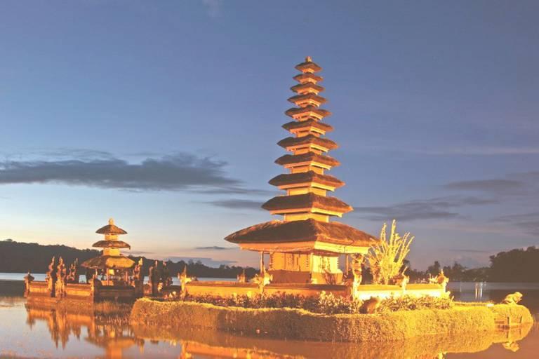 Jáva, Bali Deluxe