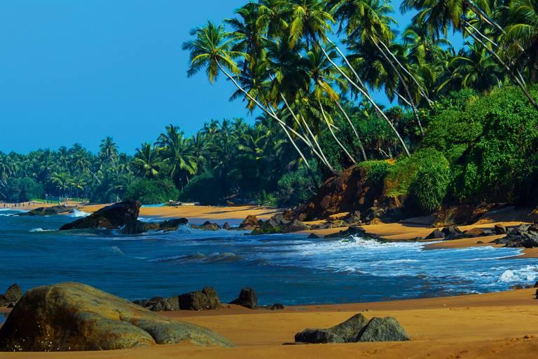 Srí Lanka - rajská záhrada