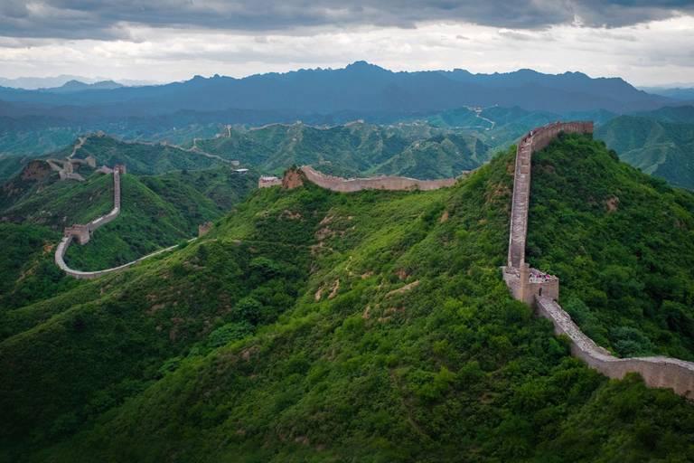 Veľký okruh Čínou a Taiwanom