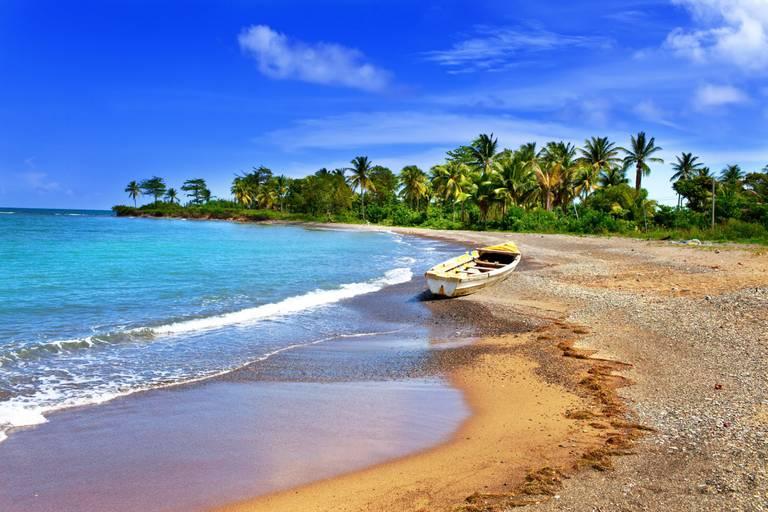Západné pobrežie USA a relax na Jamajke