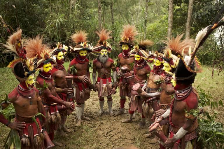 Papua Nová Guinea a relax pri papuánskych fjordoch