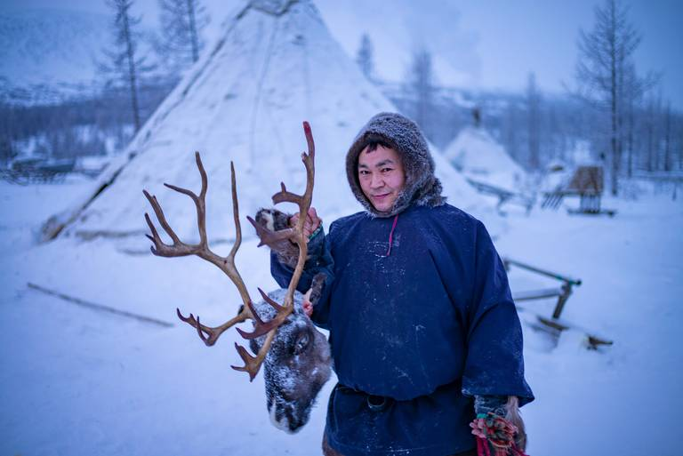 Sibír v zime - najexotickejšie kmene