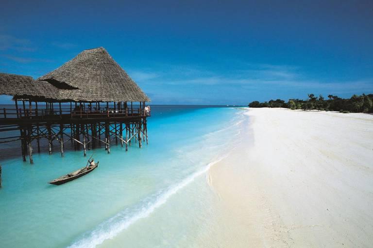 Keňa, Zanzibar (14 dní)