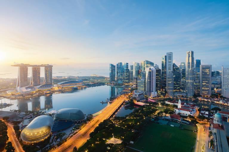 Thajsko, Singapur