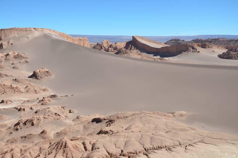 Chile, Peru, Bolívia a Veľkonočný ostrov