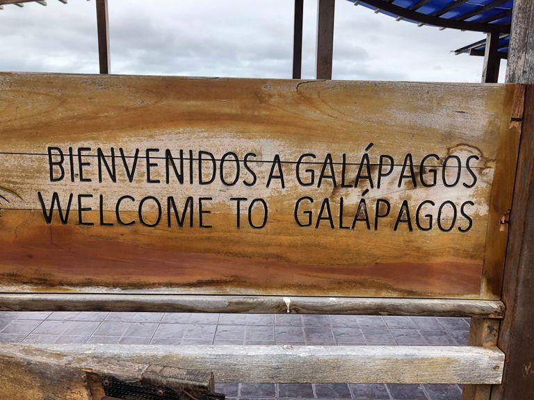 Galapágy - raj na rovníku