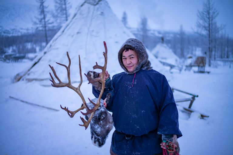 Dovolenka Sibír v zime - najexotickejšie kmene