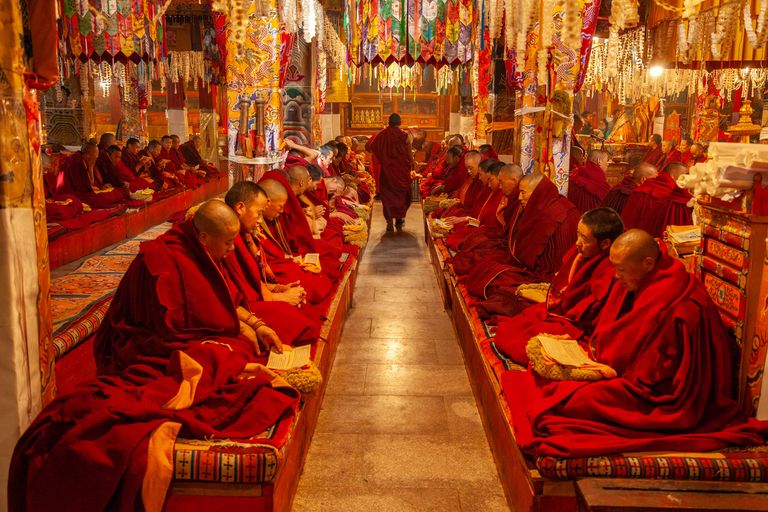 Dovolenka Čína, Tibet, Nepál
