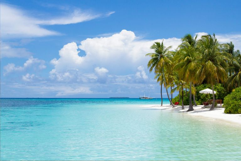 Dovolenka Katar a Maldivy