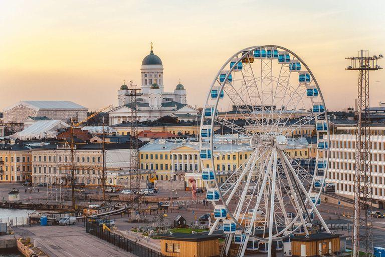 Dovolenka 5 najkrajších miest Škandinávie