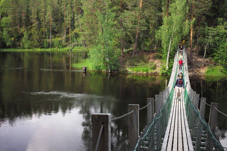Dovolenka Aktívne prázdniny v Škandinávii a Laponsku