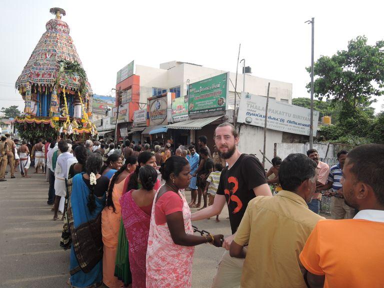 Dovolenka Južná India a relax v Goa