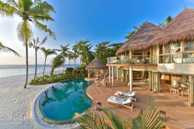 Dovolenka Najlepšie hotely sveta: The Nautilus Maldives - Luxus o úroveň vyššie