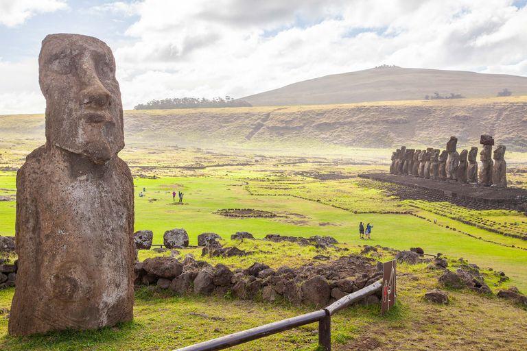 Dovolenka Veľkonočný ostrov, Patagónia a Ohňová zem