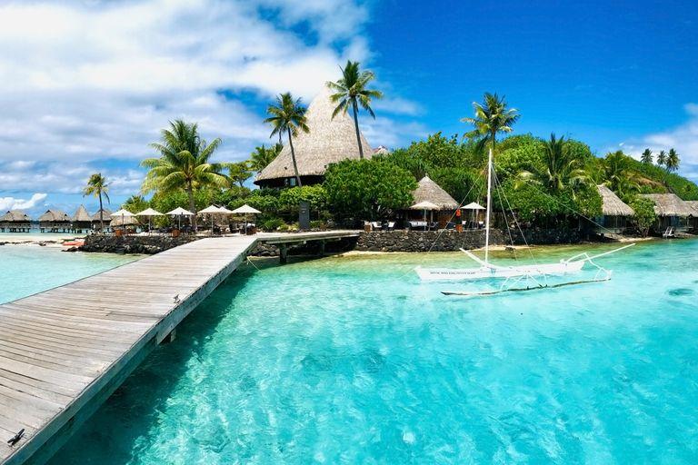 Dovolenka Nový Zéland a Tahiti (Bora Bora)