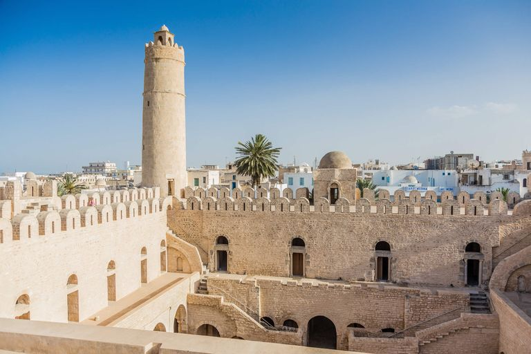 Dovolenka Egypt a Tunisko