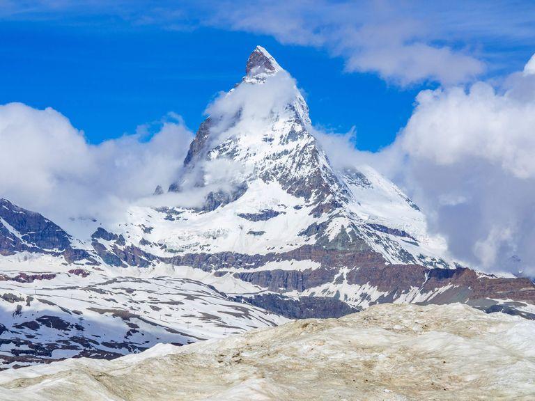 Dovolenka Švajčiarsko a najkrajšie Alpy