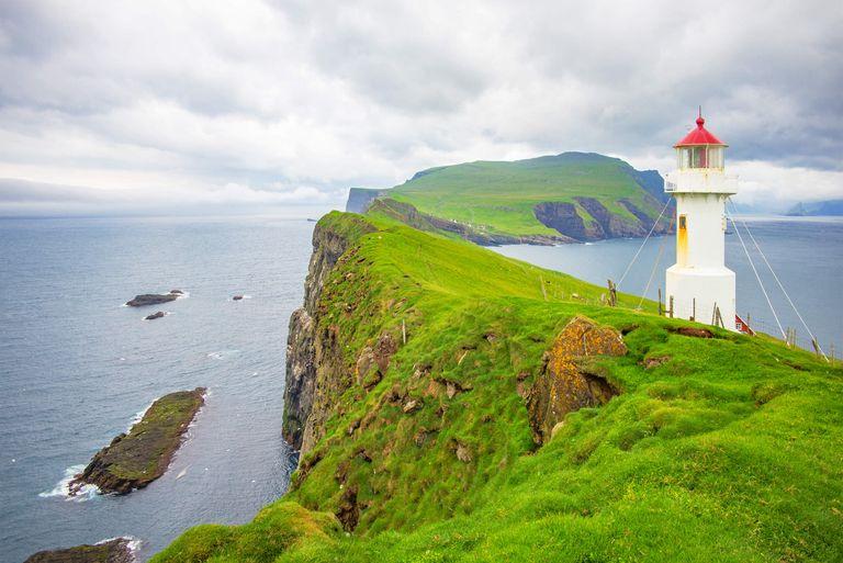 Dovolenka Faerské ostrovy
