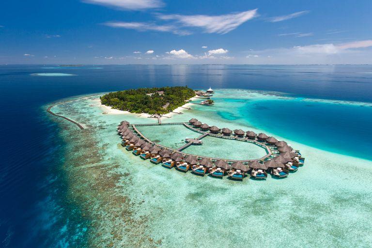 Dovolenka Maldivy - Baros Maldives