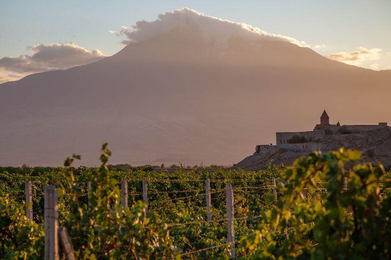 Dovolenka Vznešené Arménsko