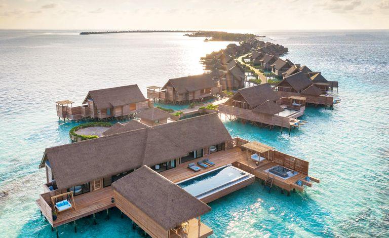 Dovolenka Najlepšie hotely sveta: Waldorf Astoria Maldives Ithaafushi