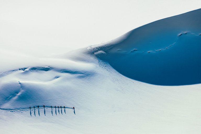 Dovolenka Na ľadovej kryhe z Ruska do Ameriky