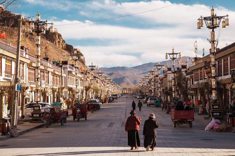 Dovolenka Čína a Tibet