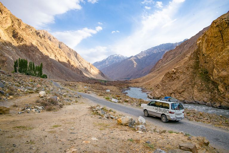 Dovolenka Pamir Highway