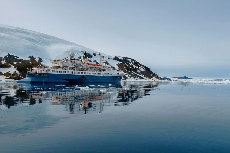 Dovolenka Ruská Arktída (Nová Zem a Zem Františka Jozefa)