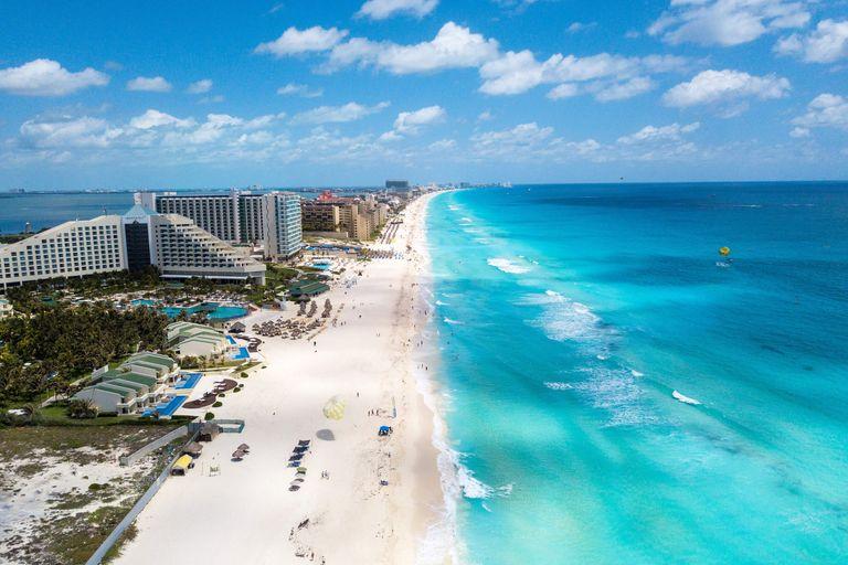 Dovolenka Západné pobrežie USA a relax v Cancúne