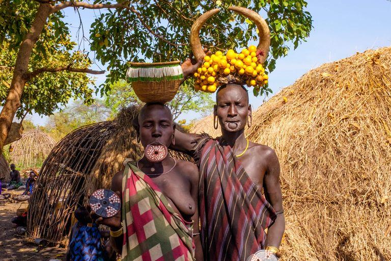 Dovolenka Etiópia Veľký okruh - komfortne