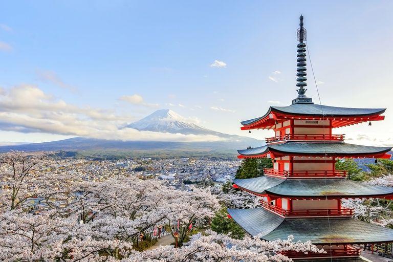 Dovolenka Exkluzívne Japonsko s aktívnym výstupom na Fudži
