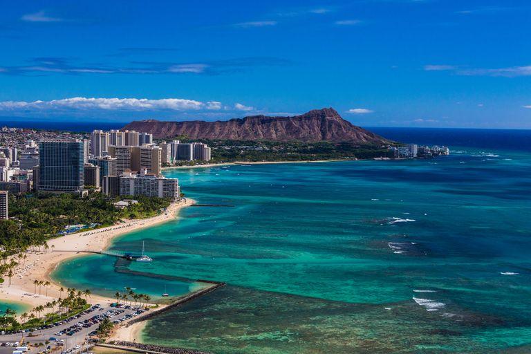 Dovolenka Japonsko a Havajské ostrovy