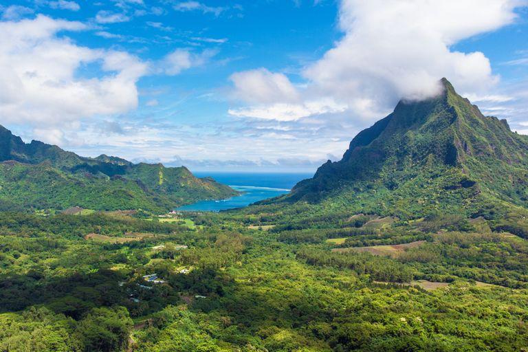 Dovolenka Nový Zéland a Tahiti (Moorea)