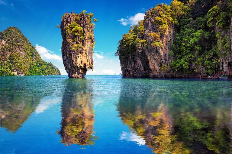 Dovolenka Thajsko - najkrajšie more Ázie