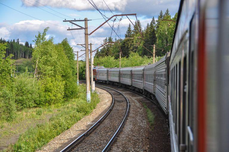Dovolenka Transsibírska magistrála Rusko 9288 km