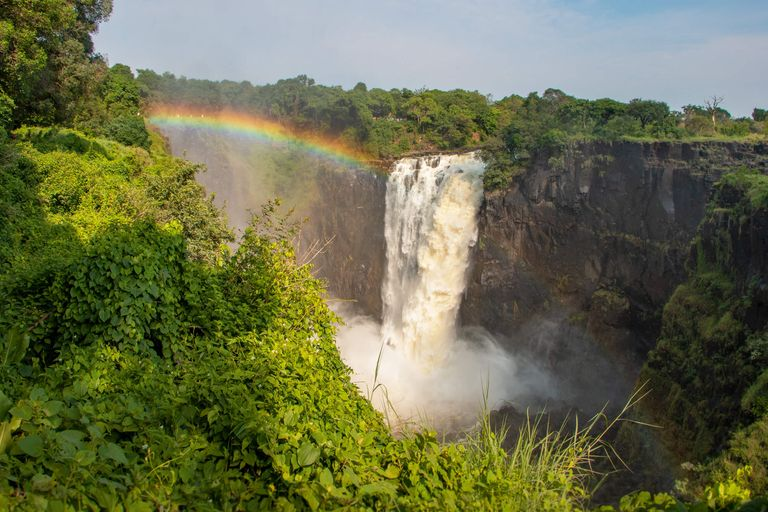 Dovolenka JAR, Namíbia, Botswana, Zimbabwe, (Zambia)