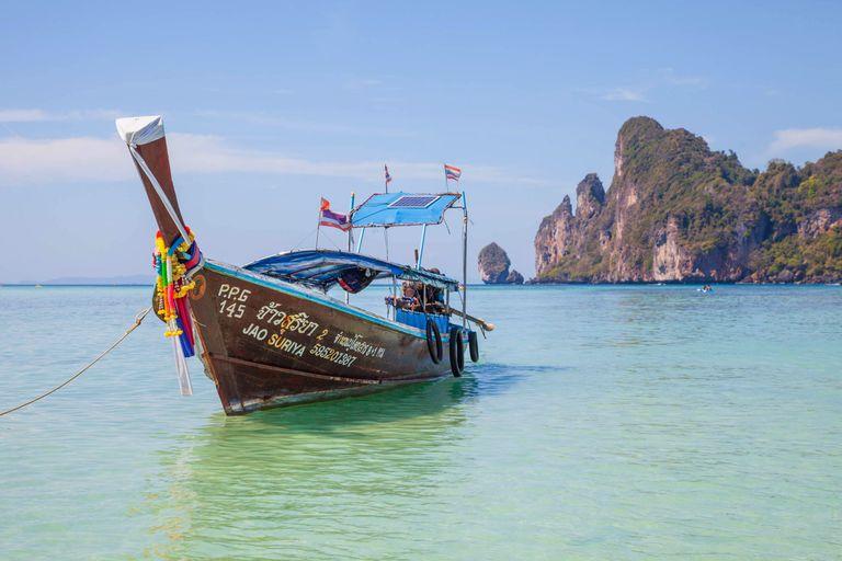 Dovolenka Bangkok, Thajsko, Phuket