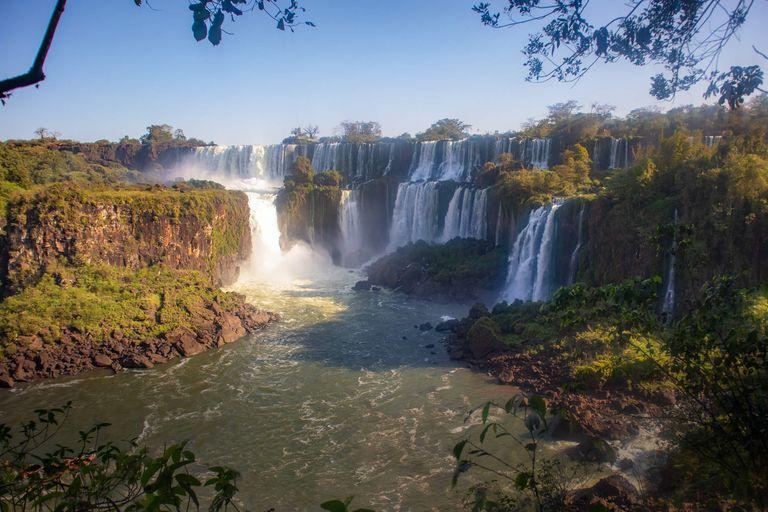 Dovolenka Argentína, Brazília
