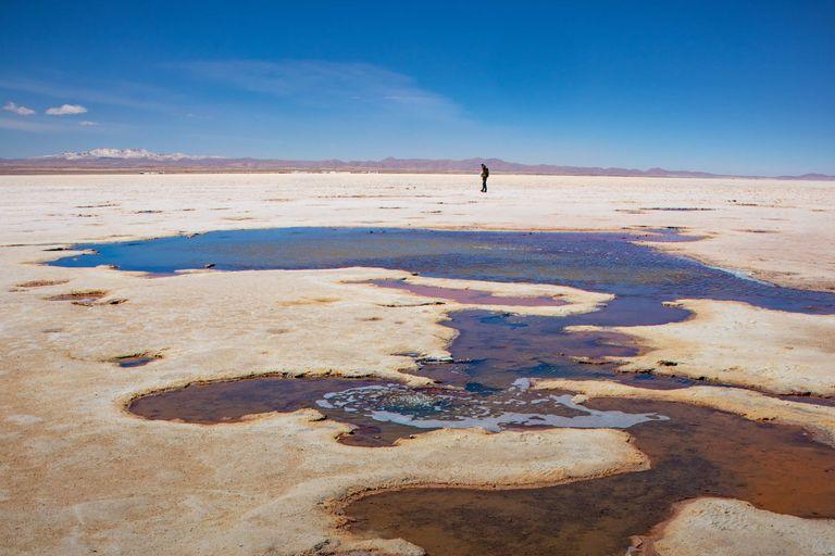 Dovolenka Chile, Peru, Bolívia