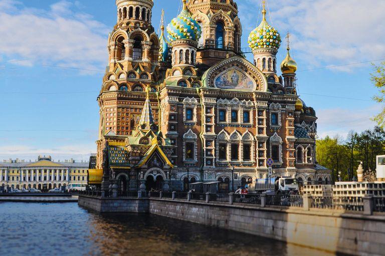 Dovolenka Dva medvede - Moskva a Petrohrad