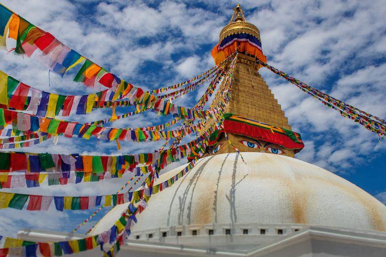 Dovolenka India, Nepál