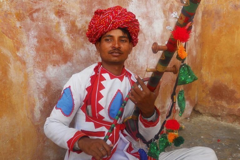 Dovolenka Rajastan, najpestrejšia India