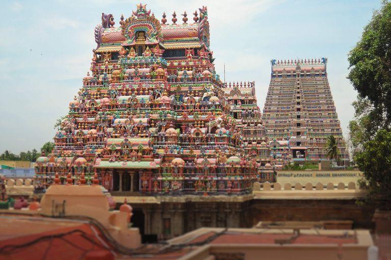 Dovolenka Južná India - maximálne poznanie