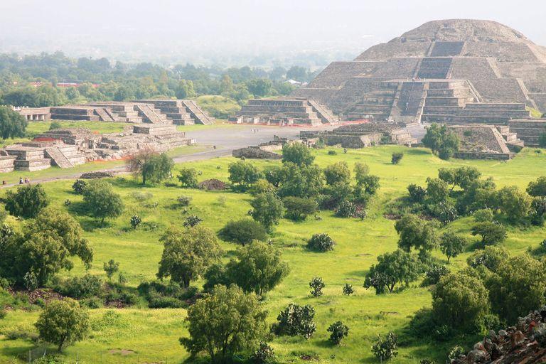 Mexiko veľký okruh
