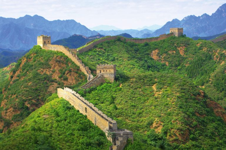 Dovolenka To najlepšie z Číny
