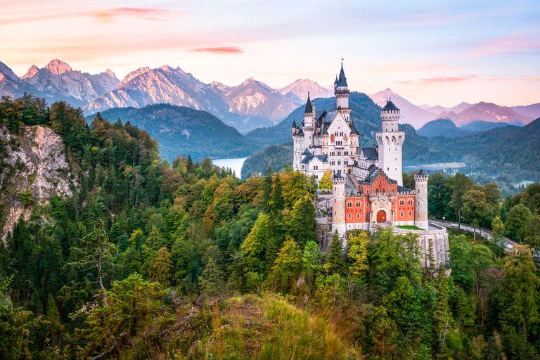 Dovolenka To najkrajšie z južného Nemecka
