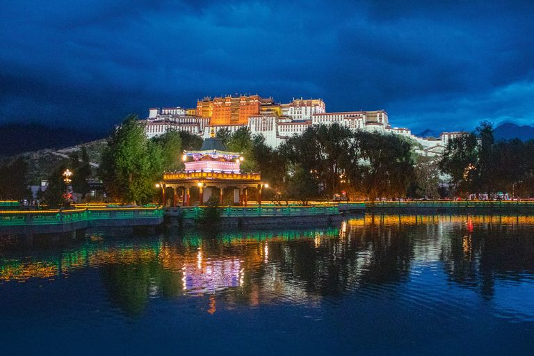 Dovolenka Tibet, Nepál