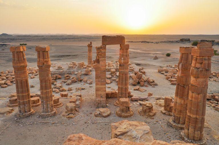 Dovolenka Horný a Dolný Egypt (Sudán a Egypt)