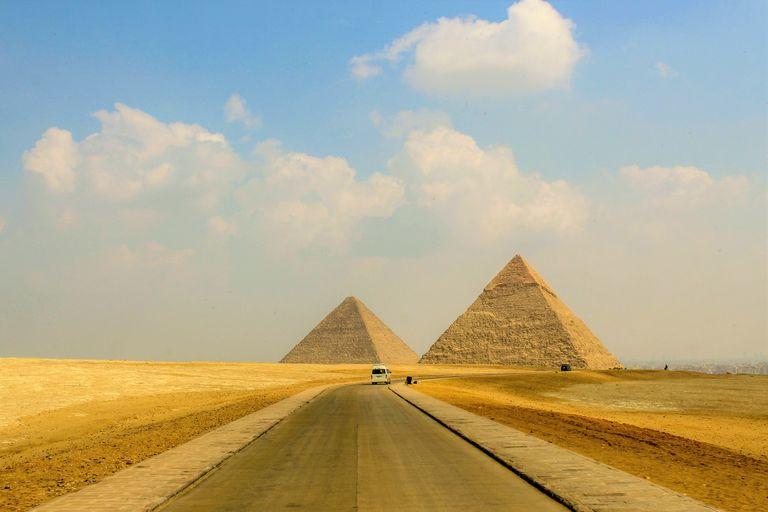 Dovolenka Egypt s Ľubošom Fellnerom - unikátna cesta